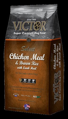 Chicken Meal & Broun Rice