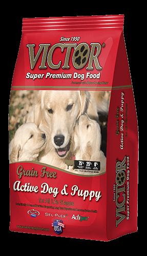 Grain Free Active Dog & Puppy