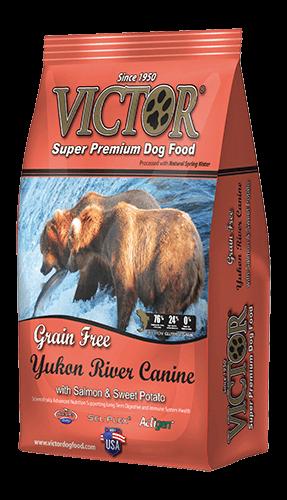 Grain Free Yukon River Canine